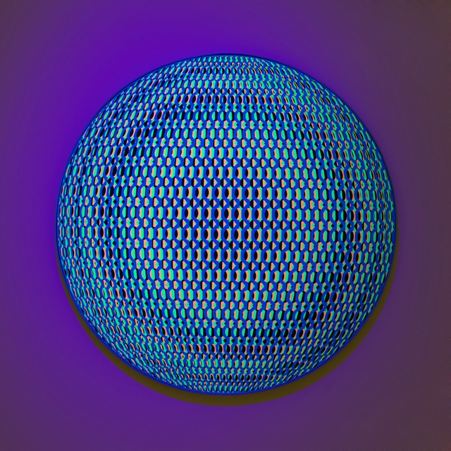 , 'Eigenstate V Ultraviolet,' , Callan Contemporary