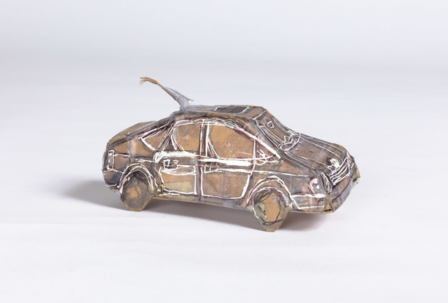 , 'Untitled (Car),' 2013, Creativity Explored
