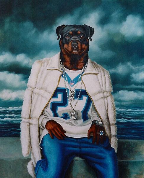 , 'Diamond Dog,' , Isabella Garrucho Fine Art
