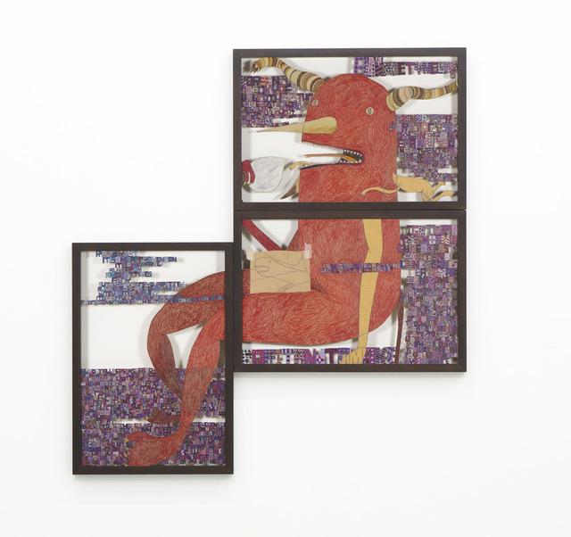 , 'the tale of itself,' 2012, Tomio Koyama Gallery