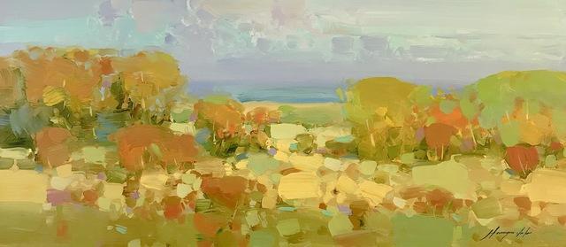 Vahe Yeremyan, 'Autumn Palette', 2019, Vayer Art