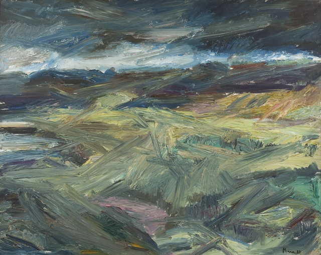 , 'Lake McKerrow, New Zealand,' 1961, Piano Nobile