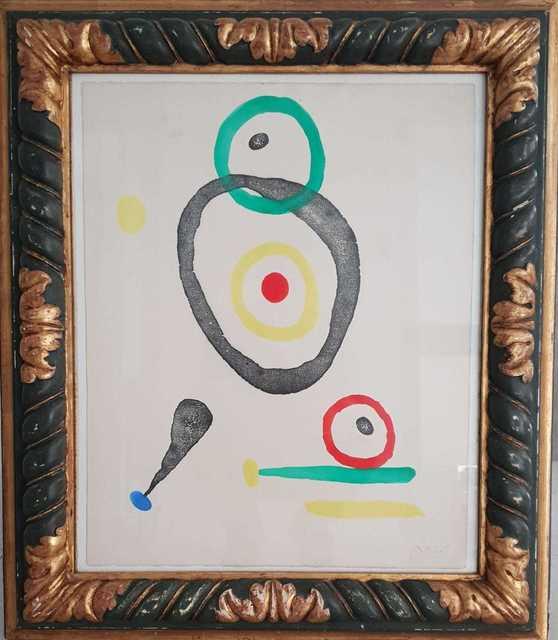 Joan Miró, 'Untitled', ca. 1965 BCE, Galleria d'Arte Martinelli