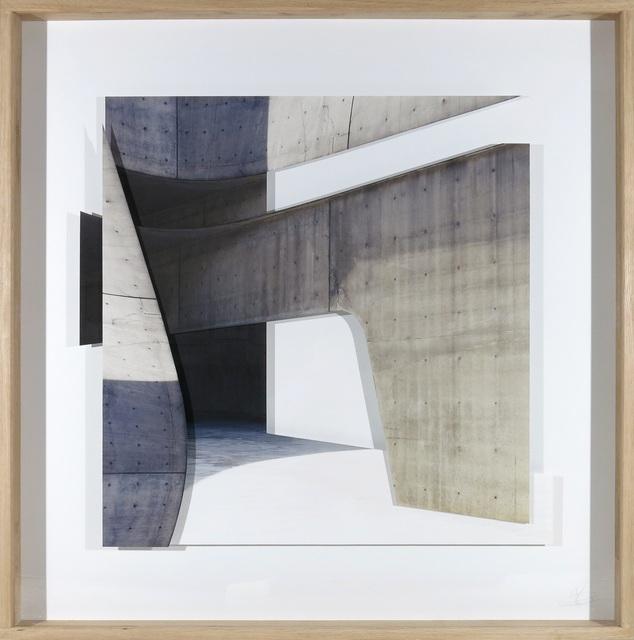 """, 'Gravitaciones Visuales """"Zaha Hadid"""",' 2018, Victor Lope Arte Contemporaneo"""