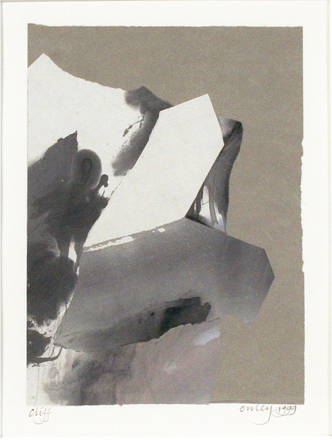 , 'Cliff,' 1999, Wallace Galleries