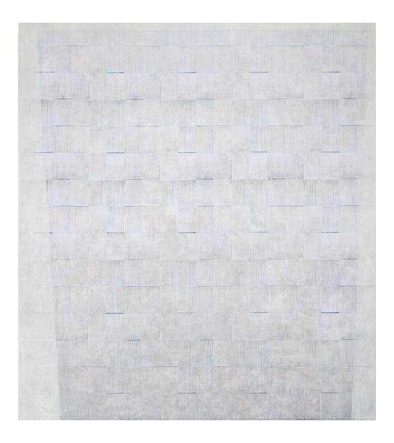 , 'Corrugated Siding Pattern #4(Studies Building),' 2015, Ghebaly Gallery