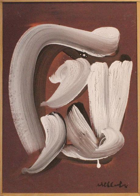 , 'MEDITATION,' 1970, Mark Hachem Gallery