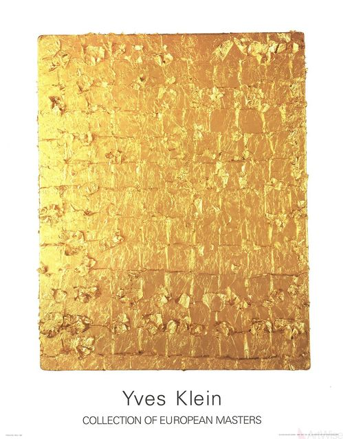 , 'Gold Leaf on Panel,' 1995, ArtWise
