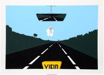 Allan D'Arcangelo, 'The Holy Family,' 1980, Heritage Auctions: Valentine's Day Prints & Multiples