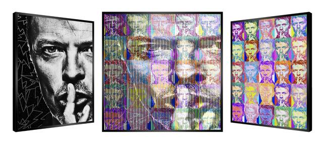 Patrick Rubinstein, 'Bowie Galaxy ', GFA1031, Gefen Fine Art