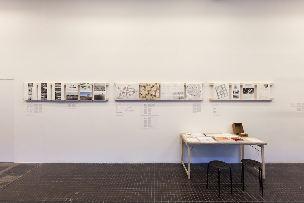 """Creativity Exercises"" installation view, photo by Bartosz Stawiarski"