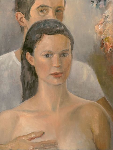 , 'Artist Model,' 2016, Andra Norris Gallery