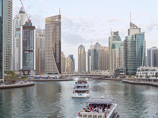 , 'Dubai Marina, Dubai (UAE),' 2016, Circuit Gallery