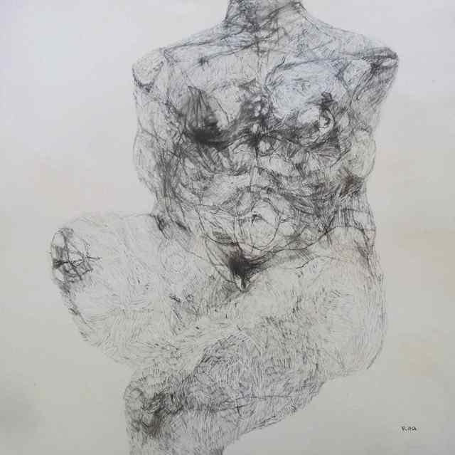 , 'Torso,' 2017, Vanda Art Gallery