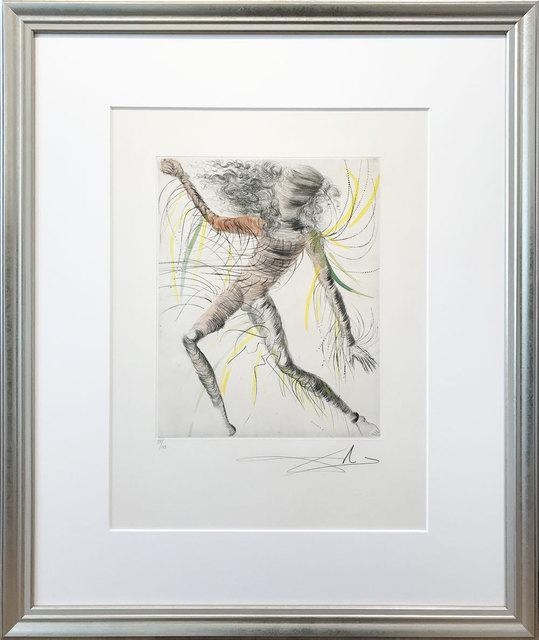 Salvador Dalí, 'Der Kosmonaut', 1969/70, Galerie Kellermann
