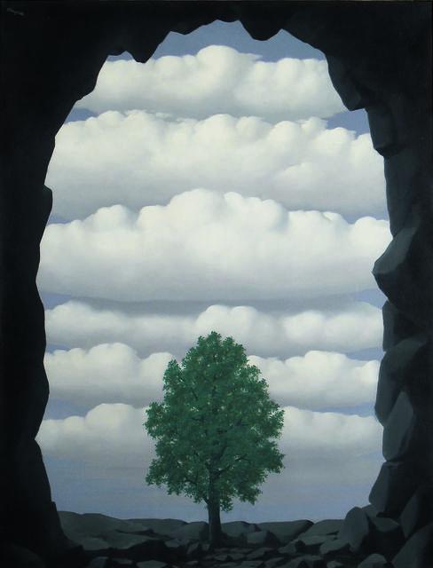 René Magritte, 'Le Souvenir déterminant', 1942, Centre Pompidou