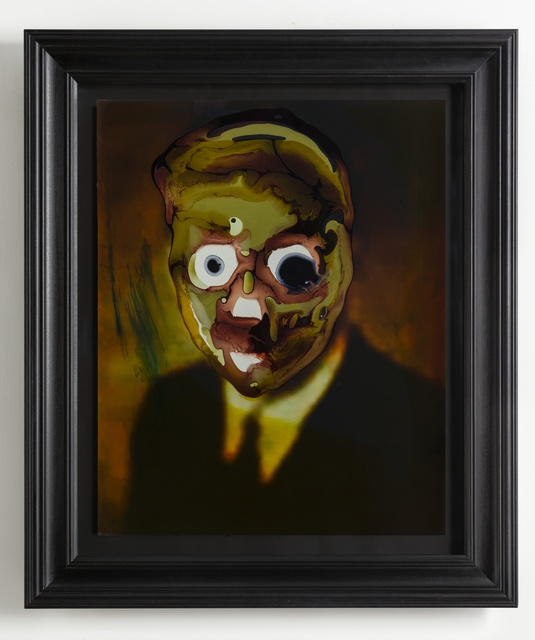 , 'Unnatural portrait,' 2014, David Risley Gallery