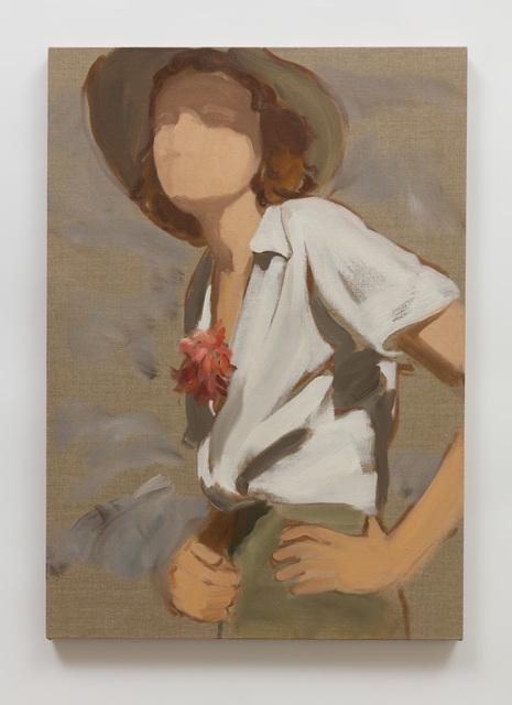 , 'Untitled (LR),' 2018, Anat Ebgi