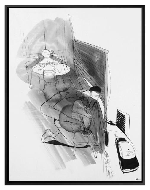 , 'Paranoia,' 2016, Die Kunstagentin