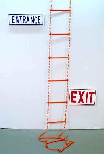 , 'Ladder,' 2014, Ruiz-Healy Art