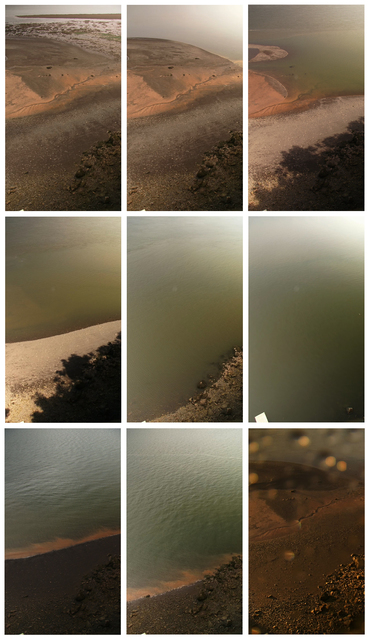 Jeffrey Blondes, 'Long Island Down : 12h21m Film', 2010, bitforms gallery