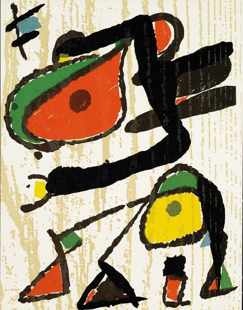 Joan Miró, 'Untitled (D.1293, Miro Graveur Volume III)', Martin Lawrence Galleries