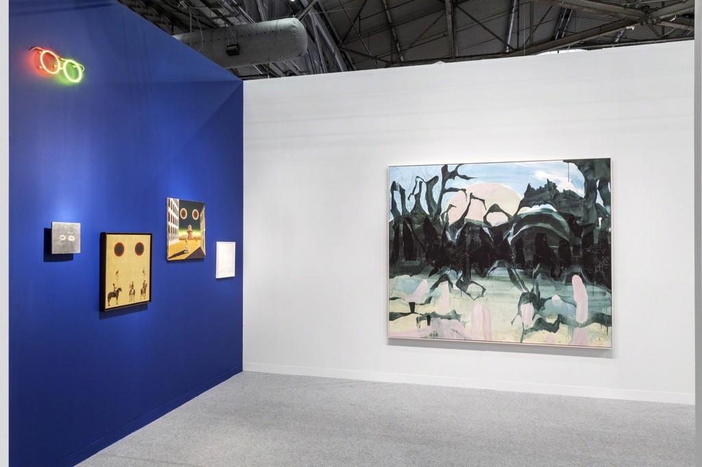 Sean Kelly at The Armory Show 2018 March 8 - 11, 2018, Pier 94, Booth 501 Photography: Sebastiano Pellion di Persano Courtesy: Sean Kelly, New York