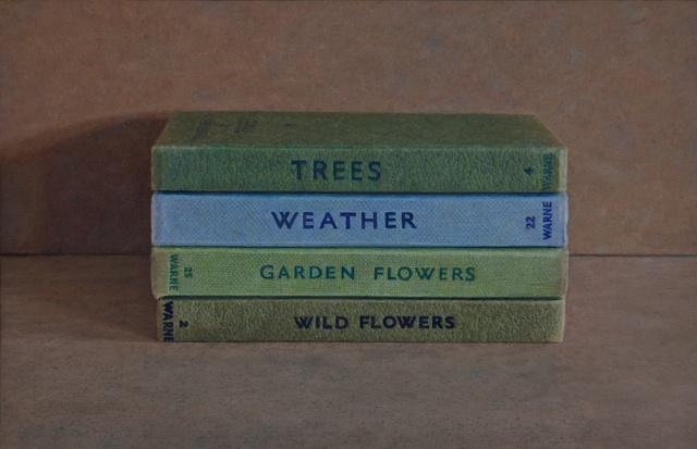 Lucy Mackenzie, 'Four Books (2)', 2009, Nancy Hoffman Gallery