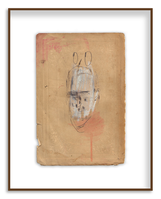, 'Study IV,' 2014, StolenSpace Gallery