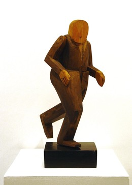 Louise Kruger, 'Untitled (Running Businessman)', c.  1975, Bookstein Projects