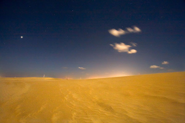 , 'Jockey's Ridge 5:27 am,' 2007, Atrium Gallery