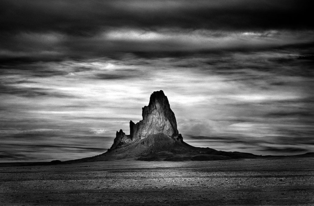 Mitch Dobrowner, 'Agathla Peak', ca. 2008, photo-eye Gallery