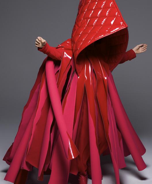 Inez & Vinoodh, 'Björk - T Magazine,' 2015, Gagosian