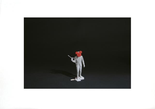 , 'Man / Mickey,' 2009, Galería La Caja Negra