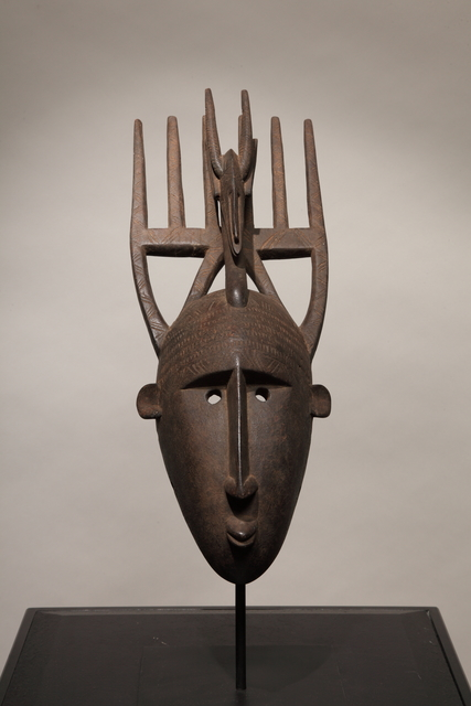 Unknown African, 'Bamana Mask', ca. 20th century, Bill Lowe Gallery