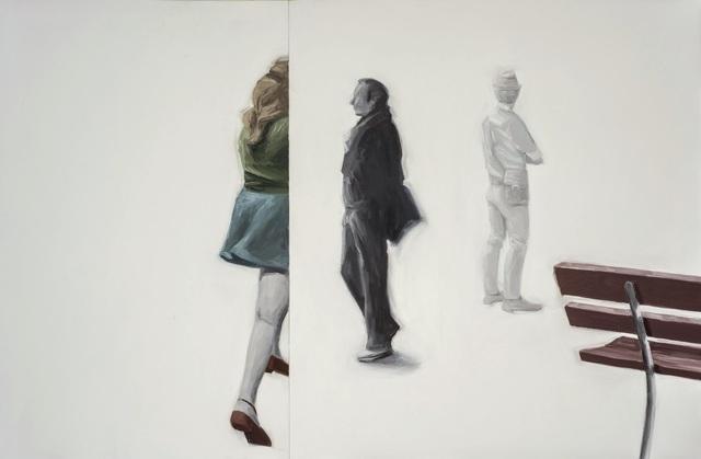 , 'Caso ela queira ficar,' 2014, C. galeria