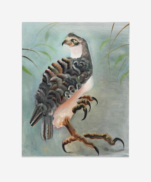 , 'Parroting Bird,' 2015, Galerie Crevecoeur