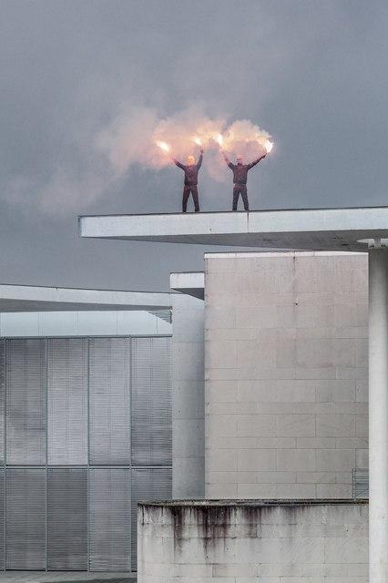 , 'Terrorartists (Kunstmuseum Bonn / Pyro),' 2017, Ruttkowski;68