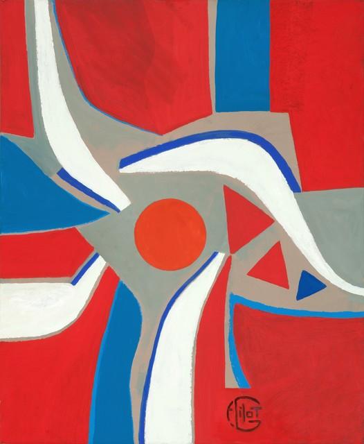 , 'Fiesta,' 2008, Mac-Gryder Gallery