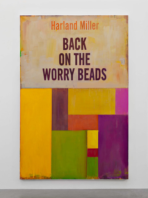 , 'Back On The Worry Beads,' 2016, Blain | Southern