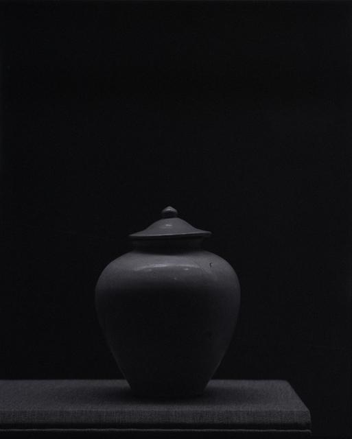, 'Porcelain Jar, Tang Dynasty, 618-907 A.D., Luoyang Museum,' 2012, Galerie Krinzinger