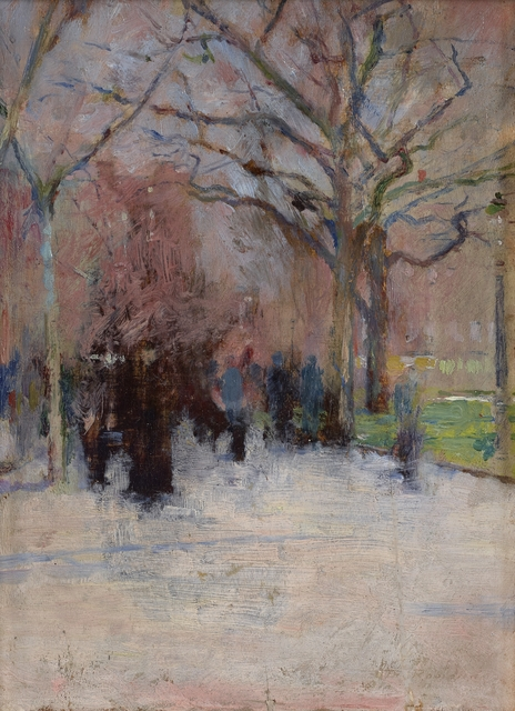 , 'Union Square,' 1893-1895, Debra Force Fine Art