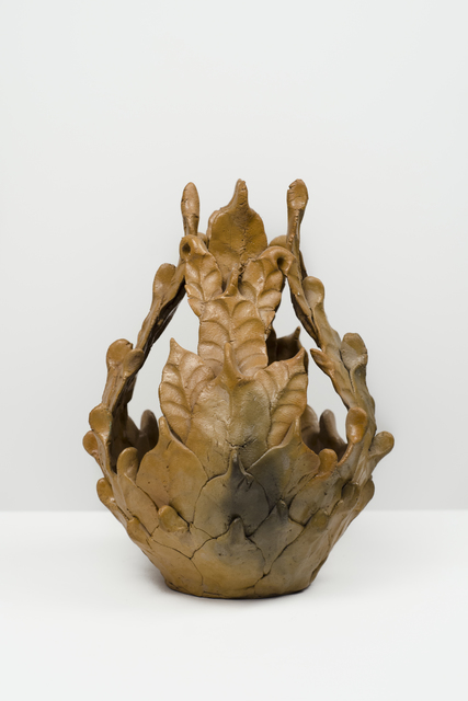 , 'Untitled (Brown vessel),' , Fleisher/Ollman