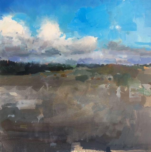 , 'Mendocino Moonrise 2,' 2019, Abend Gallery