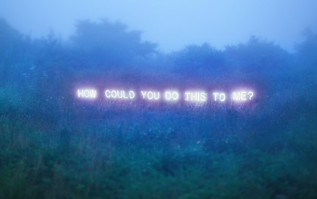 Jung Lee, 'How Could You Do This To Me?', 2011, Photography, C-type Print, Diasec, CHRISTOPHE GUYE GALERIE
