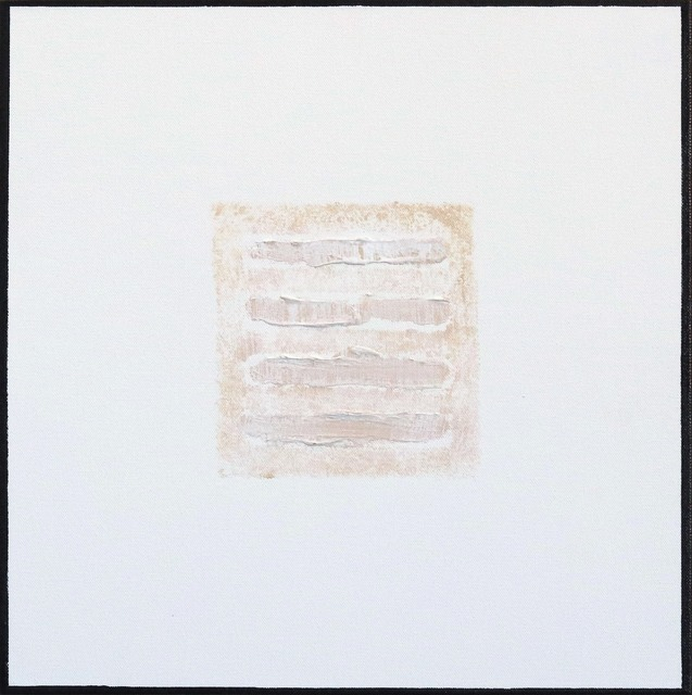 Len Klikunas, 'Beige Strata Pattern: Gobi', 2018, Artspace Warehouse