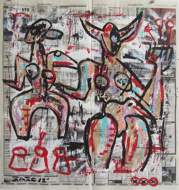, 'untitled,' 2012, Wallspace