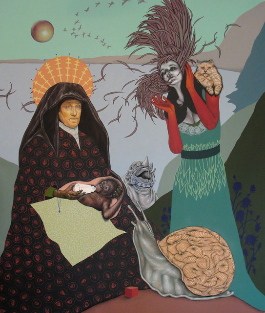 Aneka Ingold, 'Aberration', 2019, RJD Gallery
