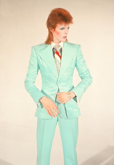 , 'Bowie Life on Mars,' 1973, TASCHEN
