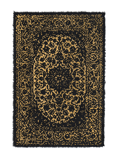 , 'Magic Carpet No. 28,' 2017, Bahdeebahdu